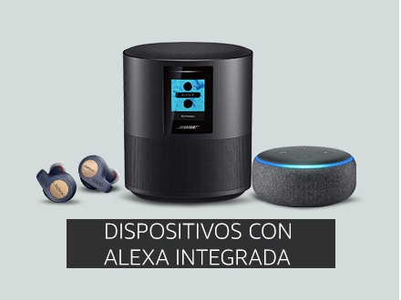 Dispositivos Alexa