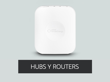 hubs y routers