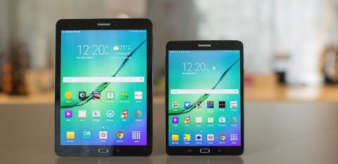 tablet tamaños