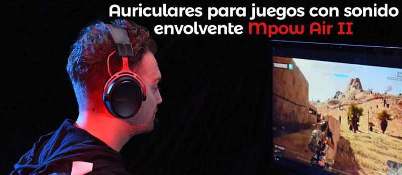 Mpow EG3 Diadema gaming