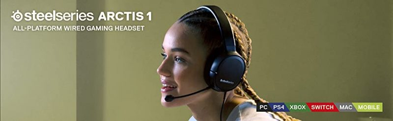SteelSeries Arctis1 Auriculares ps4